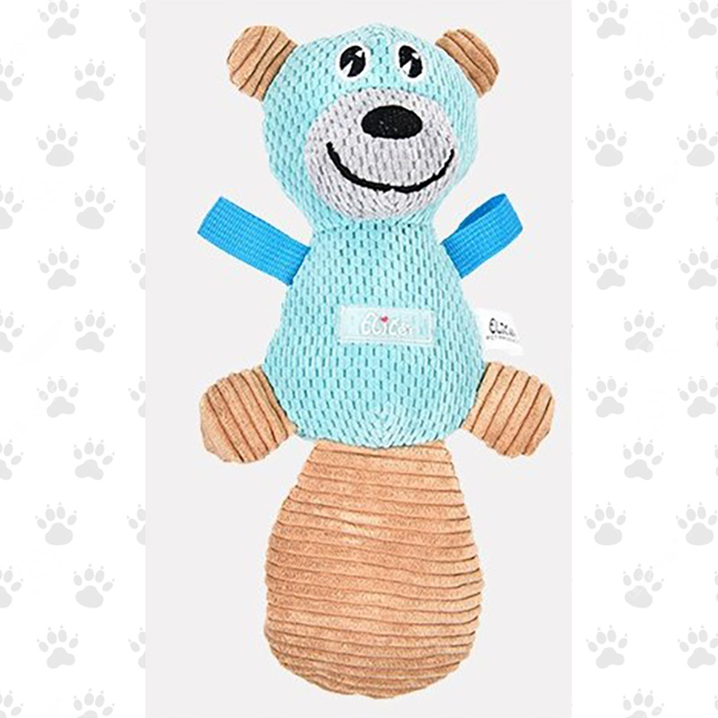 Textured Plush Toy With Crinkle Sounding Tail, Premium